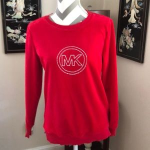 🔥 Michael Kors Red Sweater